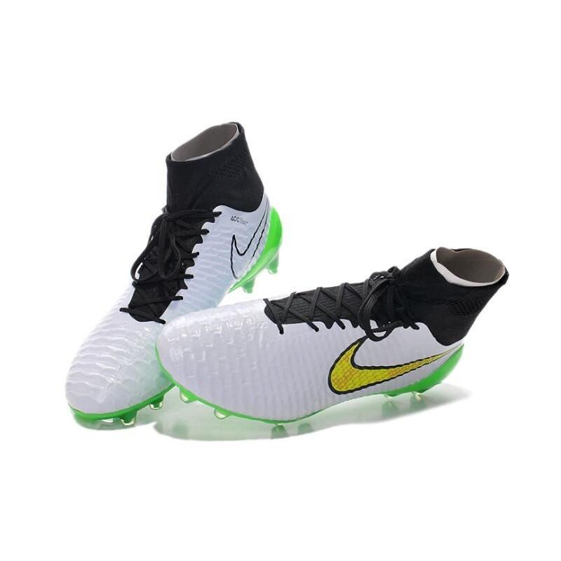 Veleno Bianco Scarpe Nike Magista Fg Verde Obra Calcio Uomo Da Nero 0wymNnv8O