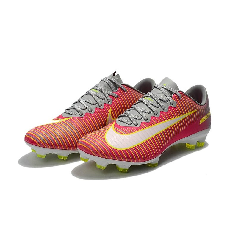 scarpe calcio nike mercurial rosa