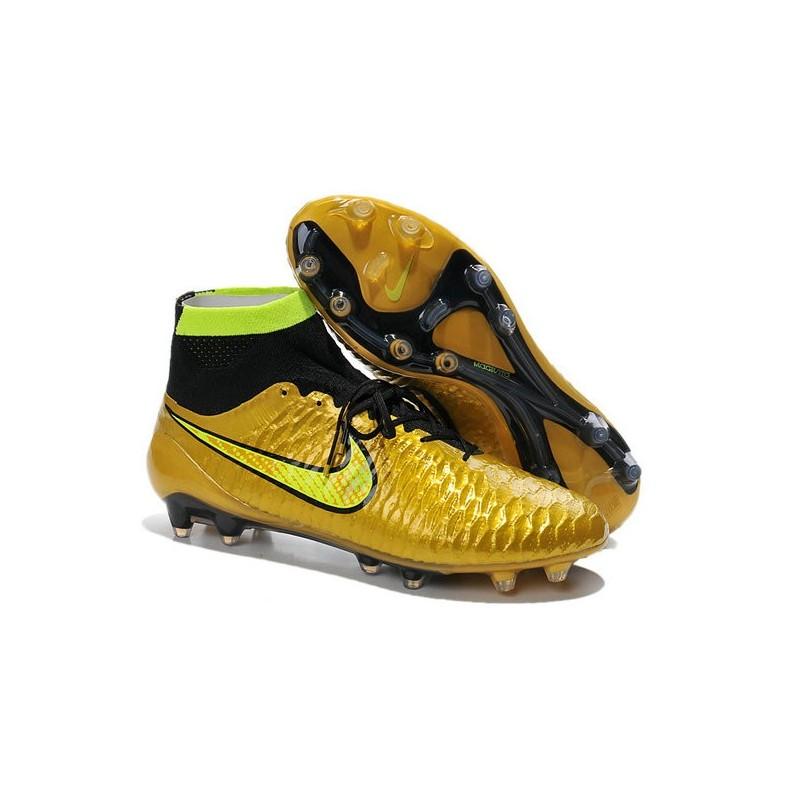 Da Calcio Fg Oro Scarpe Nero Nike Magista Uomo Obra Volt 3LcARj5q4