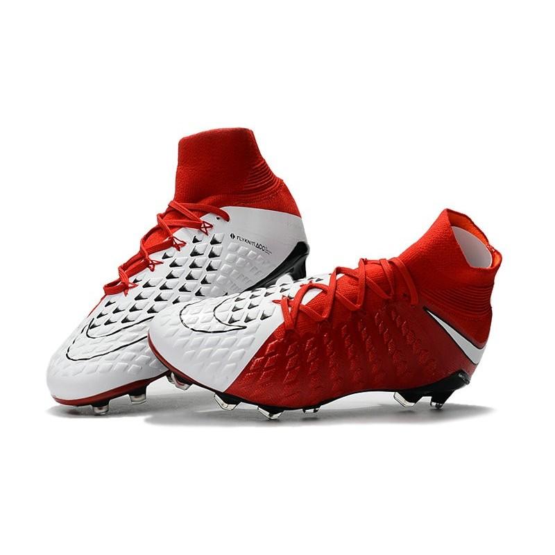 Scarpe Hypervenom Nike Iii Df Rosso Bianco Phantom Calcio Fg dAPwqPpn