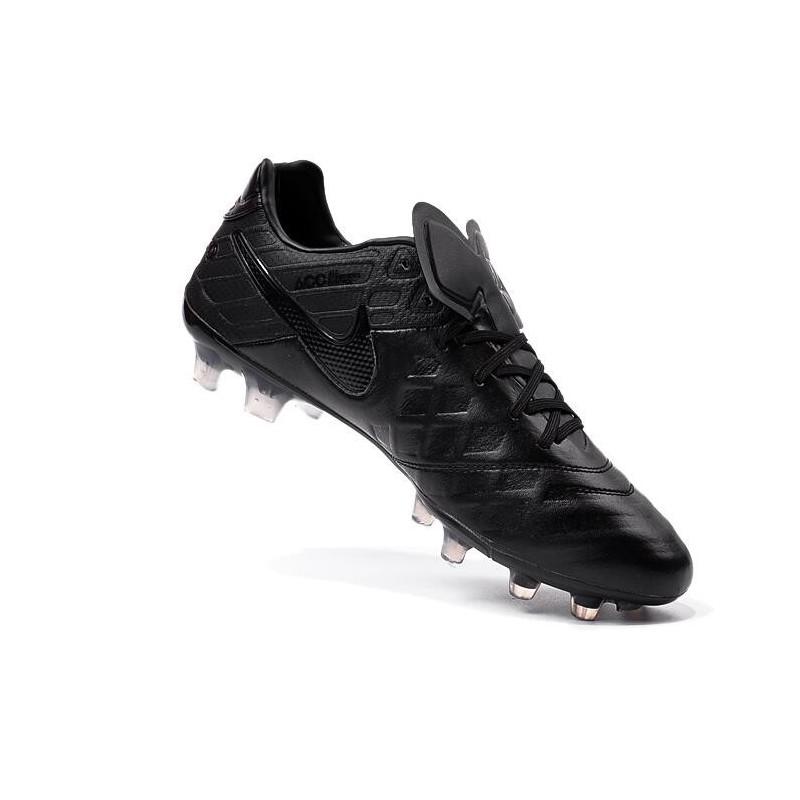 Da Legend Canguro Scarpa Nero Nike Tutte Calcio Fg V Tiempo TK3uFclJ1