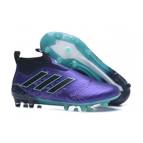 adidas Scarpe Ace17+ Purecontrol FG Uomo - Viola