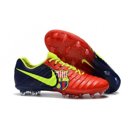 Scarpe da Calcio Nike Tiempo Legend VII FG Uomo - Barcelona
