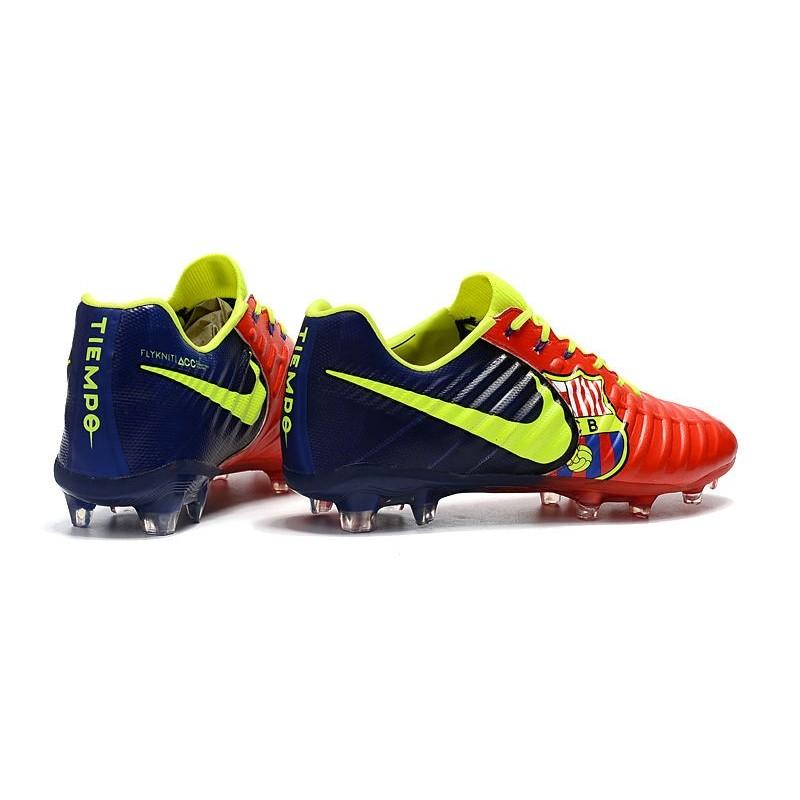 Vii Tiempo Nike Da Scarpe Legend Calcio Uomo Barcelona Fg y8nOPvN0wm