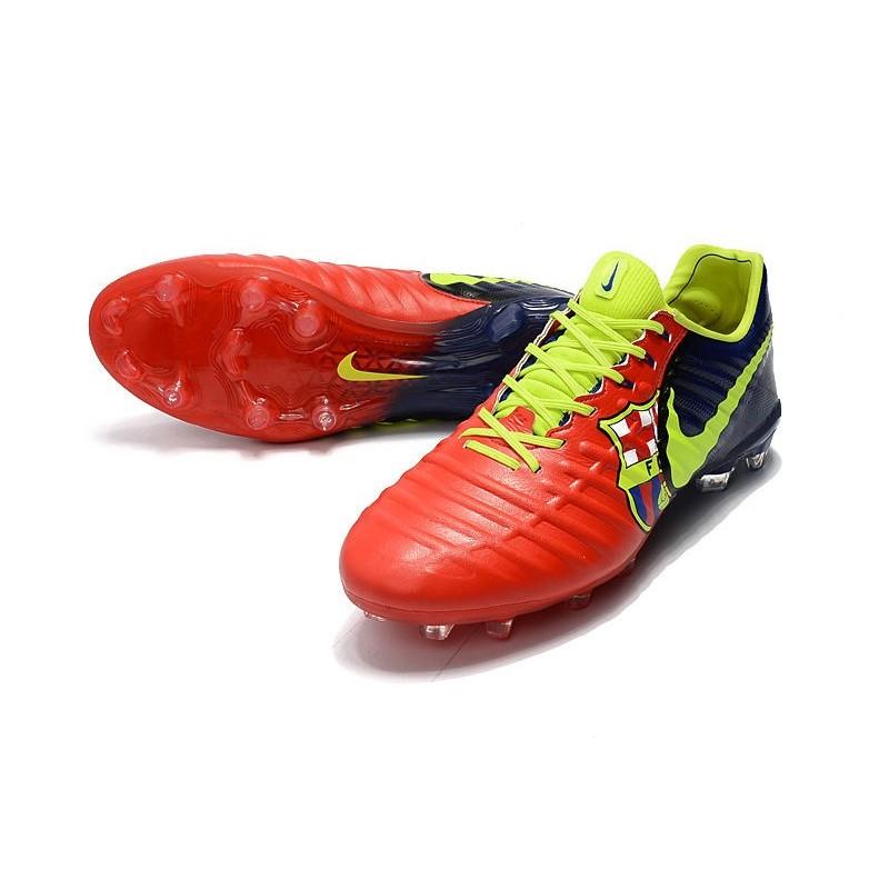 Da Barcelona Nike Fg Legend Uomo Calcio Vii Scarpe Tiempo nOm08Nwv