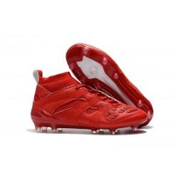 Scarpe da Calcio adidas Predator Accelerator DB FG - Rosso