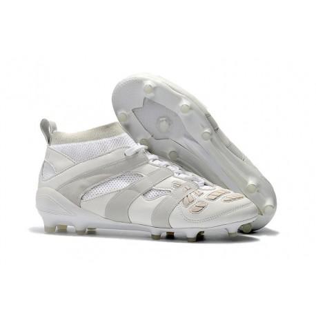 Scarpe da Calcio adidas Predator Accelerator DB FG - Bianco
