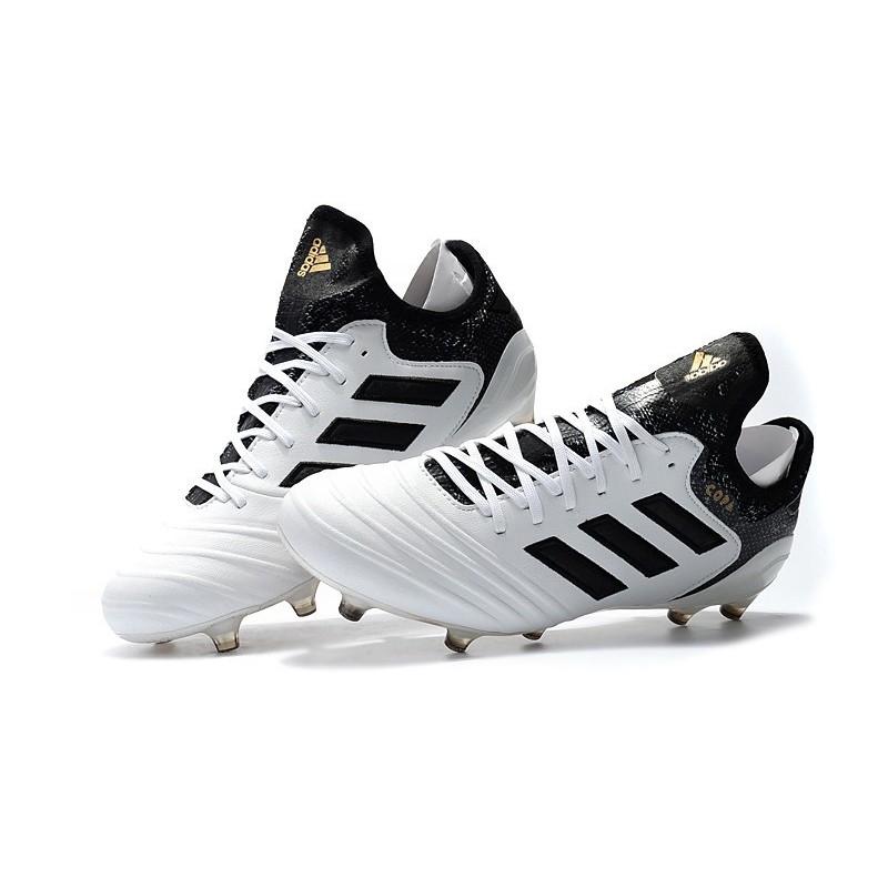 Adidas Copa 18 Da 1 Calcio Fg Bianco Nero Scarpa 5RSjc34ALq