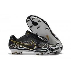Nike Mercurial Vapor 11 FG ACC Scarpa da Calcetto - Nero Oro