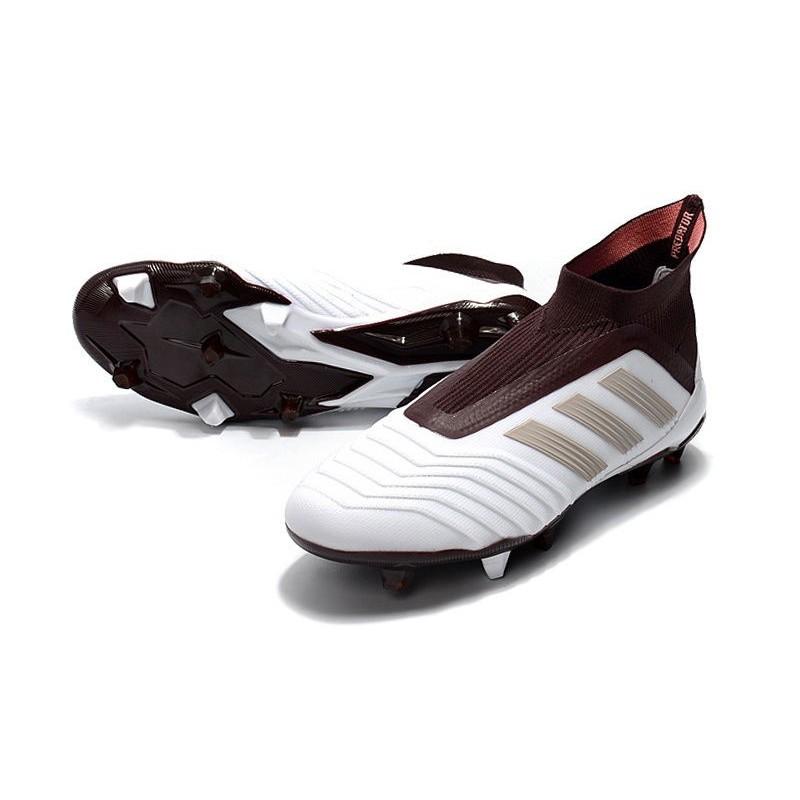 scarpe da calcio adidas Marrone