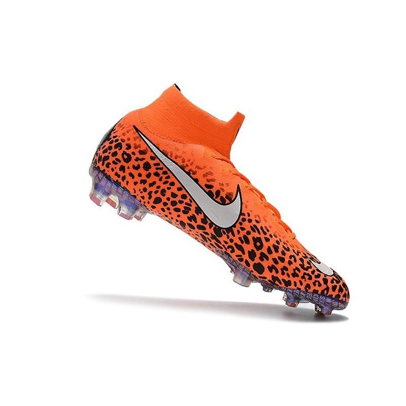 f01e80c404f ... release date scarpe cristiano ronaldo nike mercurial superfly vi 360  elite fg safari arancio 22237 024f5