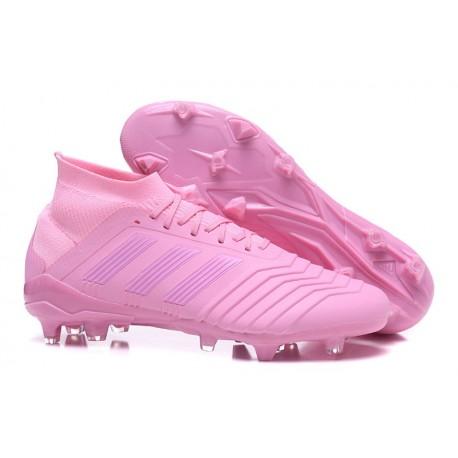 adidas Predator 18.1 FG Nuovo Scarpa Calcio - Rosa