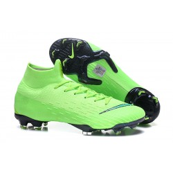 Nike Scarpa da Calcio 2018 Mercurial Superfly 6 Elite FG - Verde