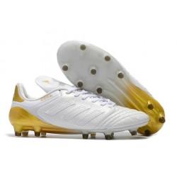 Adidas Copa 17.1 FG Scarpe da calcio per terreni compatti - bianco oro