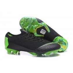 Nike Mercurial Vapor XII 360 Elite Scarpa Uomo - Nero Verde