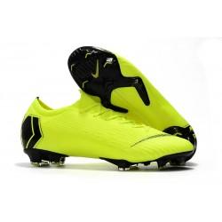 Nike Mercurial Vapor 12 Elite ACC Scarpe da Calcio - Volt Nero