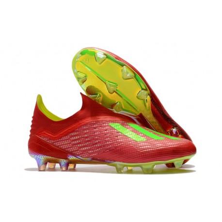 watch 39b1b 9ec63 Nuovo Prezzi ridotti! adidas X 18+ FG Scarpe da Calcio -