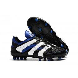 Scarpe da Calcio Predator Accelerator Electricity FG - Nero Blu Bianco