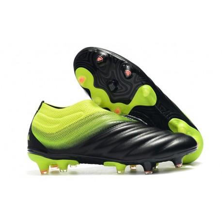 adidas calcio nere e verdi