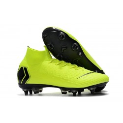 Nike Mercurial Superfly 360 Elite SG-PRO Anti-Clog Volt Nero