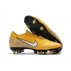 Scarpe da Calcio Nike Mercurial Vapor 12 AC SG-Pro Neymar Giallo